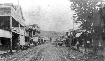 Main Street, Placerville, California