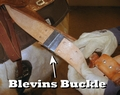 A Blevins Buckle